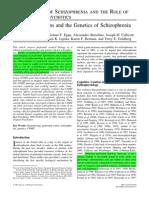 Neurobiology Schizophrenia Role Atypical Antipsychotics