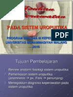 ASKEP UROLOGI Slide Prostatitis