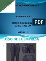 Presentacion de Mi Empresa 2012