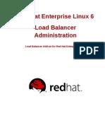 Red Hat Enterprise Linux-6-Load Balancer Administration-En-US