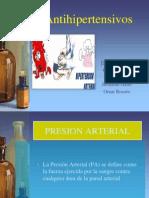 Antihipertensivos Completo