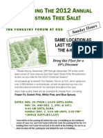 Tree Sale Flyer 12_1
