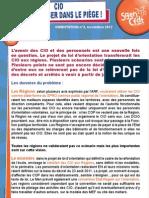 Orientation SGEN-CFDT