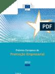 Prémios Europeus de Promoção Empresarial 2012