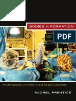 Bodies in Formation by Rachel Prentice