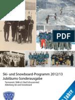 Skizeitung 2012/2013 - Skiclub Bad Schussenried