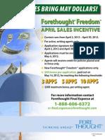 FTFreedom-AprilSalesIncentive 4.3.12
