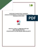 Manual de Identificacion Proyectos
