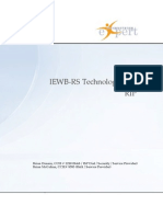 IEWB-RS Advanced Technologies Labs RIP