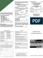 Bulletin - 20121118