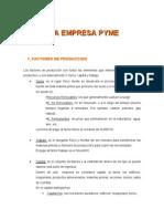 01 - La Empresa Pyme