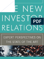 The New Investor Relations2