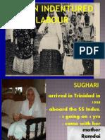 Indian Indentured Labour