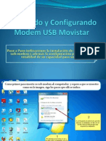 Instalando y Configurando Modem USB Movistar