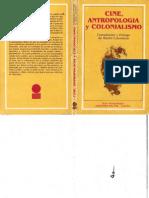 Cine, Antropologia y Colonialismo Colombre