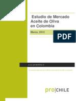 Estudio de Mercado Aceite de Oliva en Colombia-prochil
