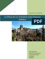 Plaza Trinidad (Granada)
