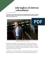 Mirada Inglesa Al Sistema de Salud Colombiano