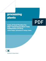 Dairy Processing Hts t