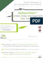 MyEasyVision by G2J - Wholesale & Alliances