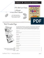 Judy Moody and the Bad Luck Charm Classroom Activities Kit