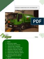 Presentacion Transporte Combustibles Cisterna