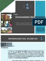 Historia Universidad del Atlántico - César Rueda - Joel Quintero