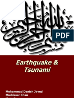 Earth Quake & Tsunami
