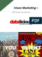 Y&R Data Driven Marketing
