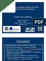 20120312 Costo de Capital- Edex 2012 i