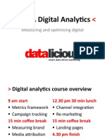 ADMA Digital Analytics