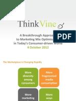 ThinkVine Boosting Media Value