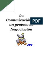 Comunicación en el proceso de Negociación