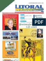 Jornal DoLitoral Paranaense - Edição 194 - Online - novembro 2012