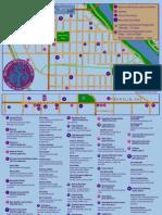 SewardArts Map 2012