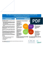 Poster #126 - The Child and Youth Psychiatric Consult Project of Iowa (CYC-I)