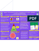 Poster #120 - Hawai`i Preschool Positive Engagement Project (HPPEP)