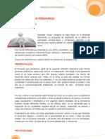 Proyecto Extraescolares San Fernando