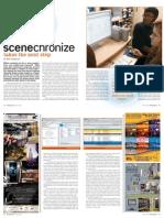 Scenechronize Takes the Next Step