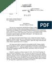 VT - Paige v Obama Et Al - DeCISION - (Vt Super. Ct Nov 2012)