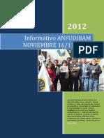 INFORME SEMANAL 16_11_2012