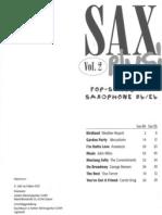 Sax Plus Vol 2
