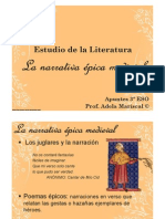Narrativa Epica Medieval