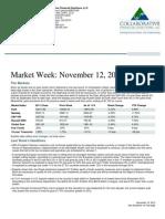 Market Week 11/12/2012