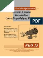 Protecciones de Maquina-resguardos Fijos Contra Riesgos-peligros Mecanicos