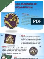 Simbolos Sagrados de La India Antigua