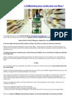 Adaptez Les Techniques d'eMarketing Pour Vendre Plus Sur Ebay !