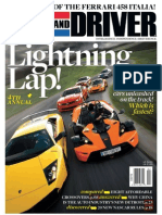 Car and Driver 2010-02