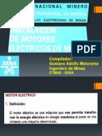 INSTALACION MOTORES ELECTRICOS