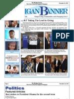 The Michigan Banner November 16, 2012 Edition.pdf